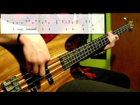 Jamiroquai - Space Cowboy (Bass Cover) (Play Along Tabs In