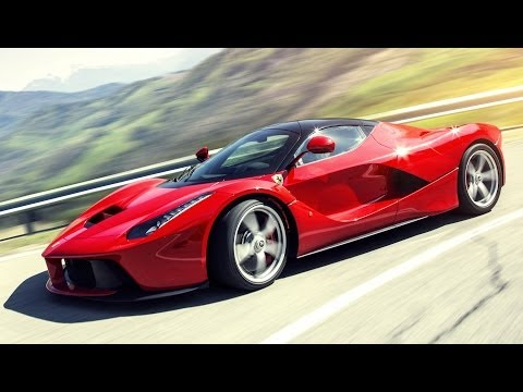 Driving LaFerrari | Top Gear iPad Magazine