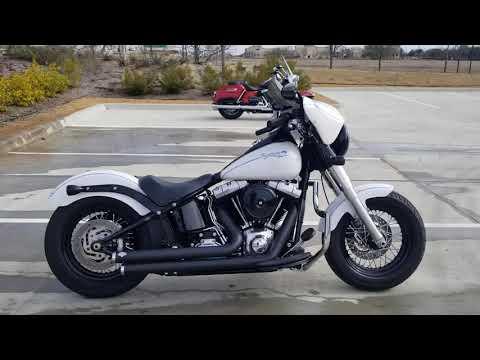 2013 Harley-Davidson<sup>®</sup> Softail Slim<sup>®</sup> FLS