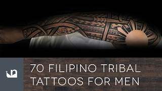 70 Filipino Tribal Tattoos For Men