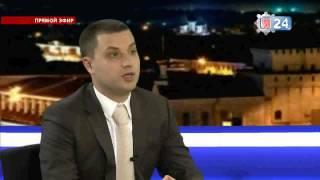Андрей Медведев в программе «ТЕМА ДНЯ c Владимиром Шатиловым»