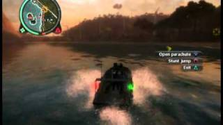 Gay Boat - Just Cause 2