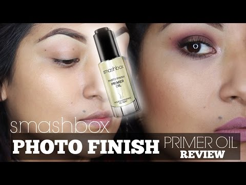 Photo Finish Oil & Shine Control Primer by Smashbox #8