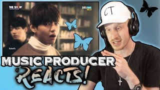 Music Producer Reacts to BTS - Butterfly (NEW FAVORITE BTS SONG?!!)