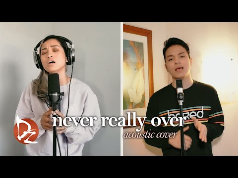 NEVER REALLY OVER - Eumee Capile & Sam Mangubat