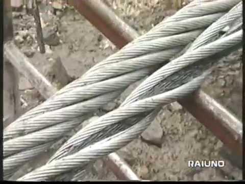 Alta Badia   Impianti a fune ammorsamento automatico  impalmatura