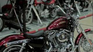 Harley-Davidson® Sportster® Seventy-Two™ Styling Video