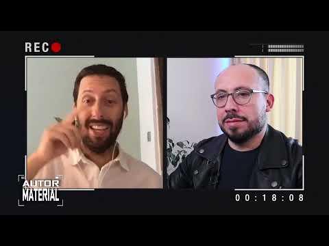 video Autor Material Cap 30