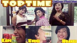 Kungi, Kâpi & Hrangi ( TOPTIME Funny Advertisement)