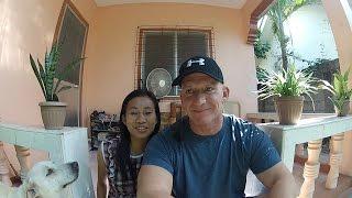 """My"" Filipina Stole ""My"" House - Philippines Expat"