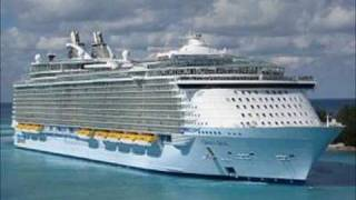 Top 10 Biggest Cruise Ships In The World 2017 UPDATED