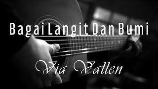Bagai Langit Dan Bumi - Via Vallen ( Acoustic Karaoke )