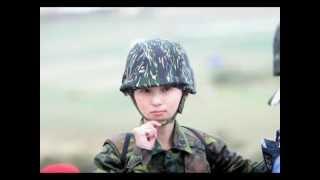 美麗的台灣國軍女官兵 beautiful Taiwan Female soldiers