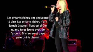 Bea Miller - Rich Kids (traduction)