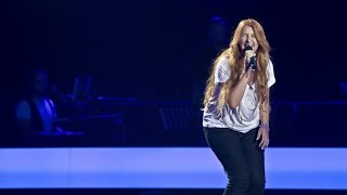 "Ana Vasconcelos - ""At Last""  | Provas Cegas | The Voice Portugal | Season 3"