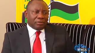 Could Cyril Ramaphosa