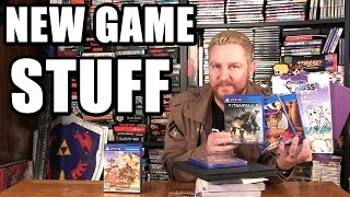 NEW GAME STUFF 24 - Happy Console Gamer