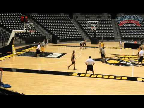 Crucial skill for point guards to have: the pullback