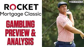 Rocket Mortgage Classic Gambling Preview & Analysis | CBS Sports HQ