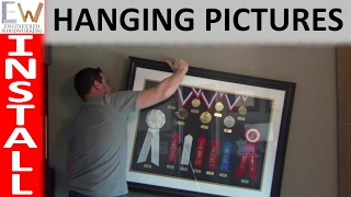 Hang Pictures Like A Pro