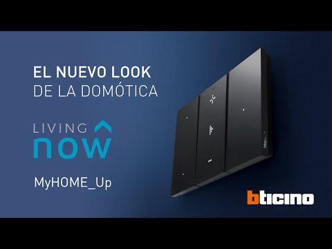 Living Now, el nuevo look de la domótica de BTicino