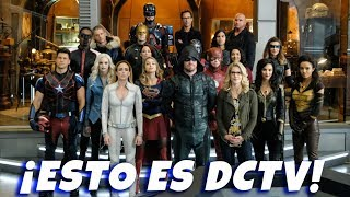 ¡+90 FOTOS del CROSSOVER Tierra-X! (INCREÍBLES) The Flash Arrow Supergirl & Legends Of Tomorrow DCTV