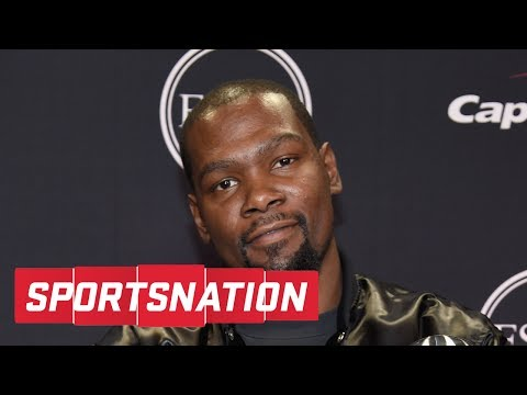 Was Kevin Durant In On Peyton Manning's Joke? | SportsNation | ESPN