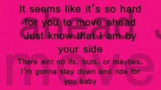 danity kane:ride for you(with lyrics)