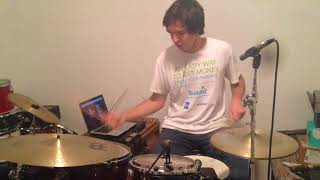 The Sugarcubes - Walkabout (Drum Cover)