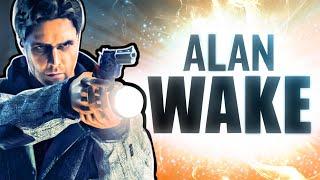 Alan Wake but it's 2021