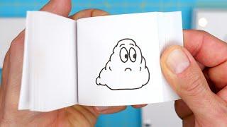 Flying BLOB // 5 Tips for Flipping Flipbooks
