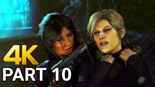 Rise of the Tomb Raider 4K Gameplay Walkthrough Part 10