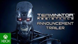 TERMINATOR: RESISTANCE – Announcement Trailer