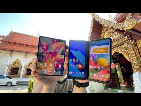 External Review Video zgC71DrCWfk for LG G8X ThinQ & LG Dual Screen Smartphone