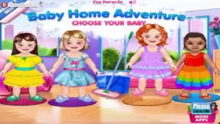 Baby Home Adventure Kids