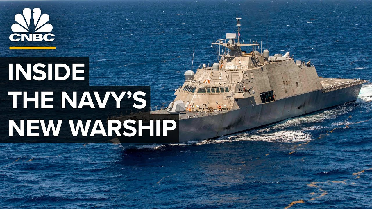 Why This Is The United States Navy's Most Controversial Warship thumbnail