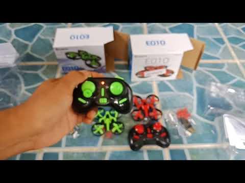 Eachine E010 mini drone