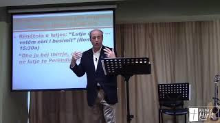 Bashkëpjesëmarrje për ungjillin në lutje Romakëve 15:14-33 Pjesa 6