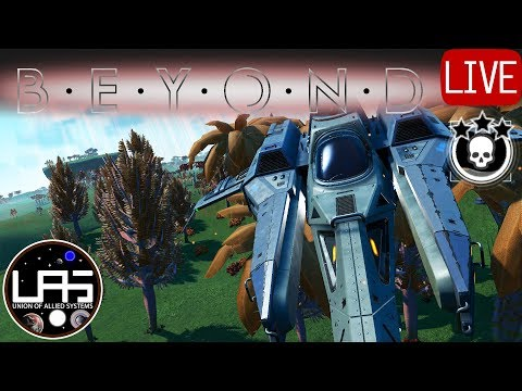 No Man's Sky Survival #56 Experimental | Charting a System | Xaine's World Beyond