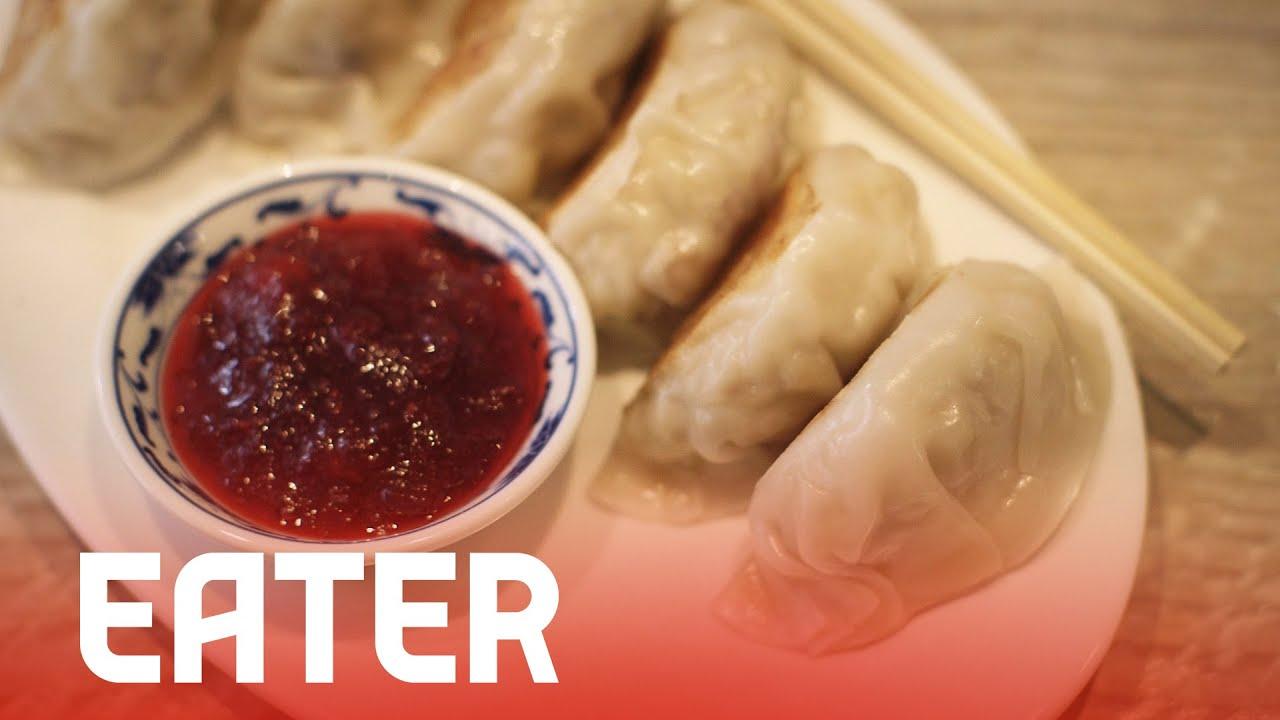 Thanksgiving Dinner in a Dumpling - Consumed Ep. 13 thumbnail