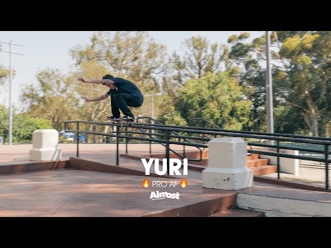 Yuri Facchini Pro AF | Almost Skateboards