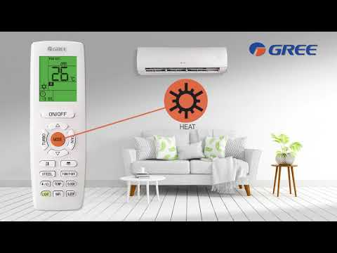 GREE - Switch On To Heat Mode