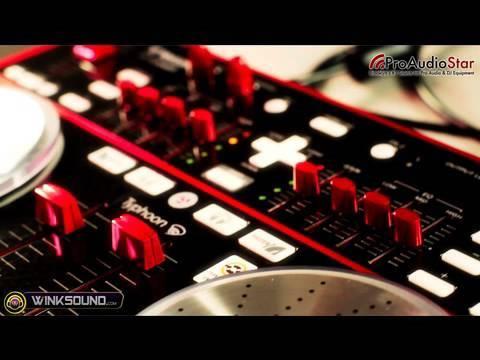 Vestax Typhoon DJ Controller   WinkSound