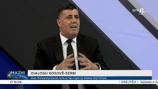 Imazhi i Ditës - Dialogu Kosovë - Serbi 08.06.2021