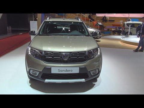 Dacia sandero stepway unlimited 2 tce 90 stop start 2018 exterior ...