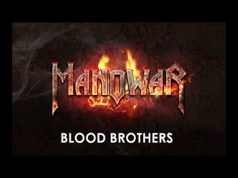 MANOWAR - BLOOD BROTHERS (Sub español/Lyrics)