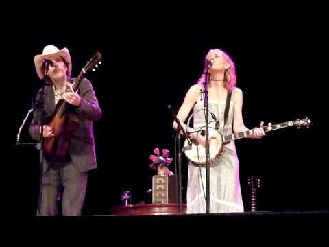 Hard Times - Gillian Welch and Dave Rawlings - Enmore Theatre, Sydney 8-2-2016