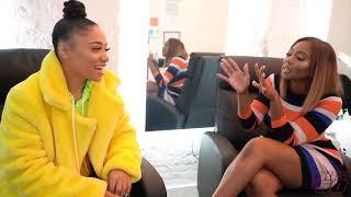 Kid Capri's Daughter, Vina Love Talks Growing Up Hip Hop + Princess of R&B Soul'