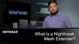 What is Nighthawk Mesh? | NETGEAR
