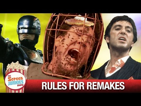 Hollywood! STOP The Movie Remakes!! UNLESS...